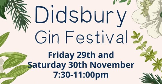gin festival new - Take a look at this - The Mama Sanctuary - coming soon to Stockport