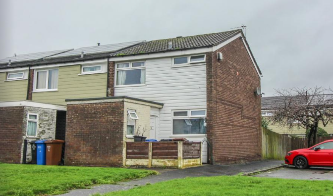 Norcross front btl - POTENTIAL TO ADD A THIRD BEDROOM