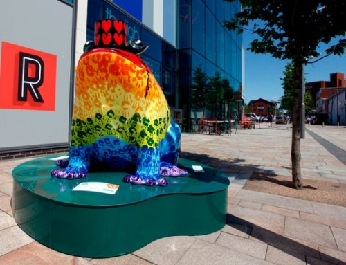 The Frogs are jumping back in to Stockport this Summer