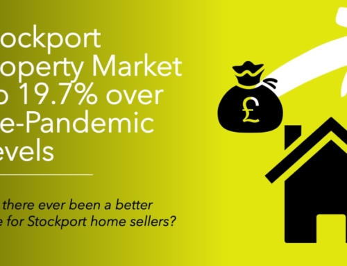 STOCKPORT PROPERTY MARKET IMPROVED BY 19.7% OVER PRE-PANDEMIC LEVELS