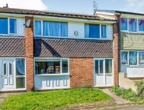 investment opportunity in a 'move in condition'