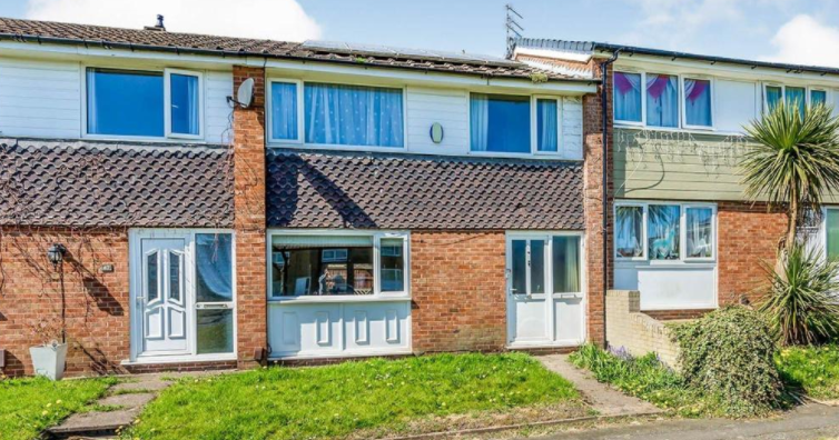 buy to let front RR - investment opportunity in a 'move in condition'