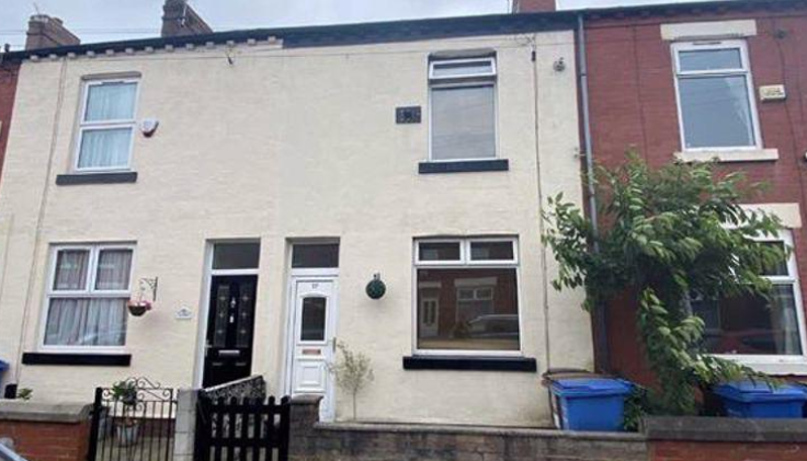 Luton Road front BTL - for sale with a tenant in situ