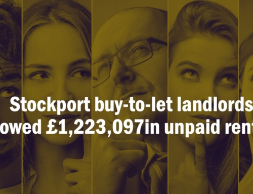 STOCKPORT BUY-TO-LET LANDLORDS OWED £1,223,097 IN UNPAID RENT.  BUSINESS PEOPLE OR SAVIOURS?