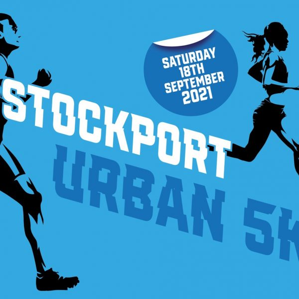 Alt running image 600x600 1 - Stockport hosts the first running event of its type in the Town - the Urban 5K